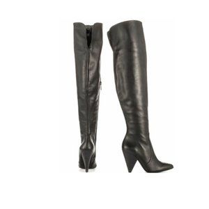 Vince Camuto Hollie Leather Boots 5.5 NWOT
